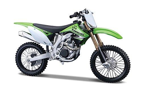 Maisto 1/12 Kawasaki KX 450F (AL Kit) Mini Motorcycles For Kids