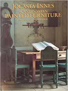 Scandinavian painted furniture a step by step workbook jocasta innes 9780304343850 amazon Swedish home furniture amazon