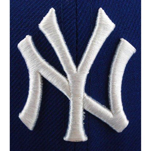 de 59fifty Basic White Yankees Black Gorra Era Ny Mlb Fitted b New xwvFqCgO