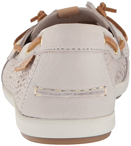 Sperry Top-Sider Women's Coil IVY Geo Perf Boat Shoe Ivory free shipping get authentic free shipping fashionable free shipping amazon cheap sale good selling DLBsRgd0P0