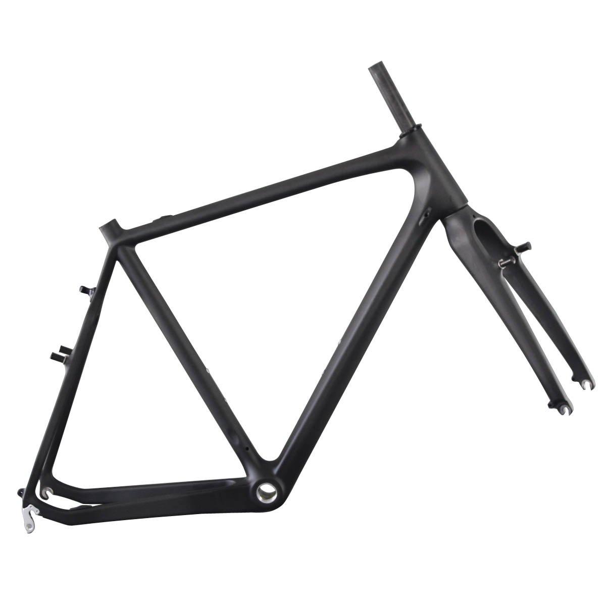 ican carbon cyclocross road bike