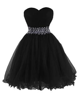94988fc9335 LanierWedding Women s Sweetheart Short Bridesmaid Dresses Homecoming Dresses