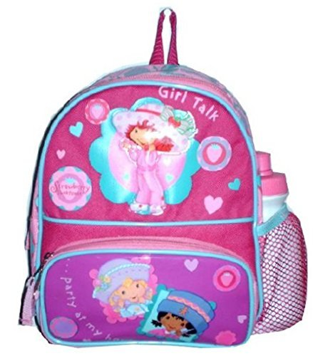 Strawberry Shortcake Lunchbox Insulated Cooler Backpack Lunch Bag