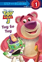 Toy Story 3: Toy to Toy (Step Into Reading - Level 1 - Quality)