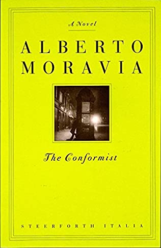 book cover of The Conformist