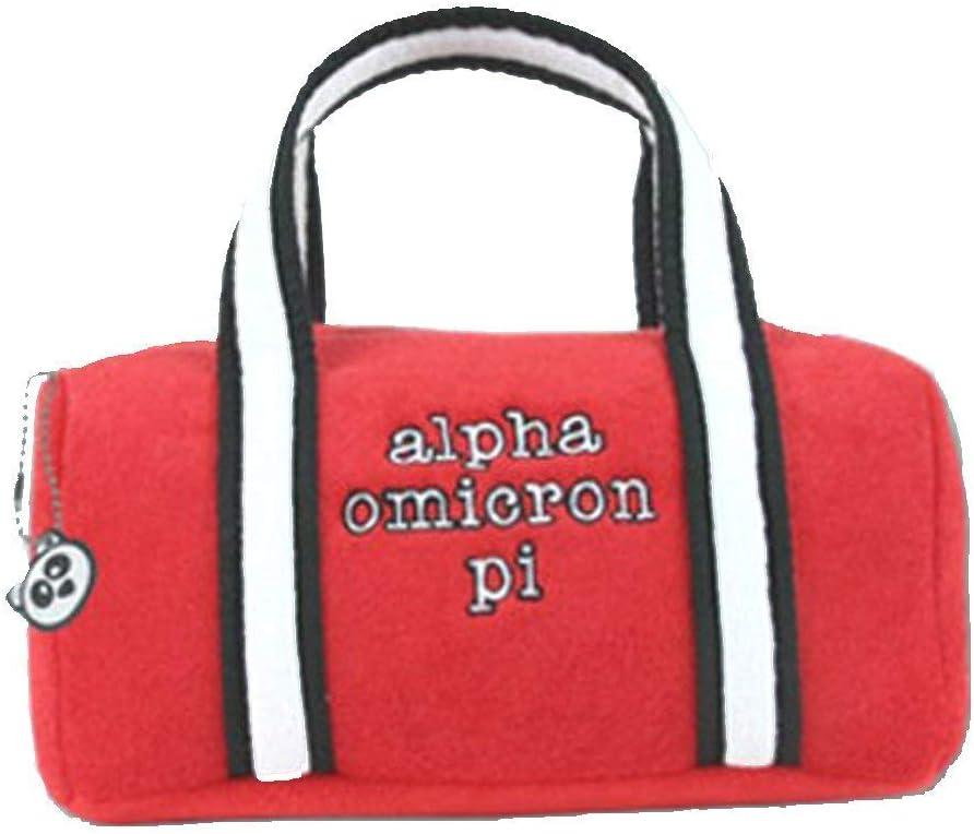 Alpha Omicron Pi Terry Bag