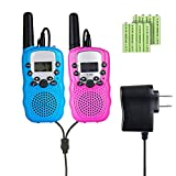 Best Walkie Talkies - Kids Walkie Talkie, Easy to use Two Way Review