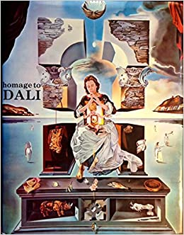 Homage To Dali Special Issue Of The Xxe Siecle Review With A Lithograph From An Original Work By Dali Volboudt Pierre Et Al 9780890093696 Amazon Com Books