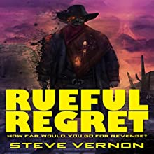Rueful Regret Audiobook by Steve Vernon Narrated by Charles Craig