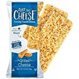 Just the Cheese Bars 10-pack, Crunchy Baked Low Carb Snack Bars. 100% Natural Cheese. High Protein and Gluten Free…