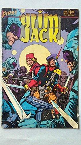(Grim Jack #7 (Volume 1))