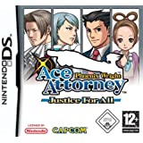 Phoenix Wright: Ace Attorney - Justice For All (Nintendo DS) by Nintendo
