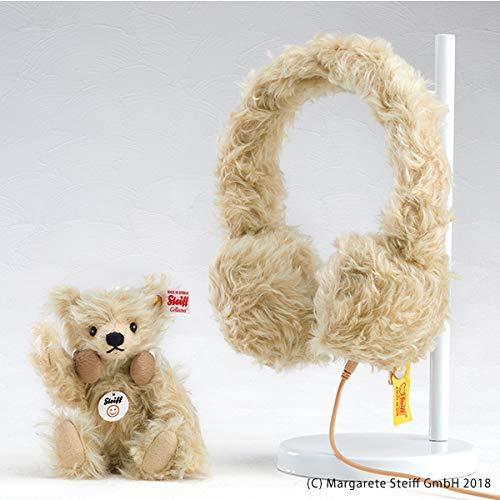 (GOOD SMILE COMPANY STEIFF Teddy Bear Mohair Headphones KMHP-01【Japan Domestic Genuine Products】【Ships from)