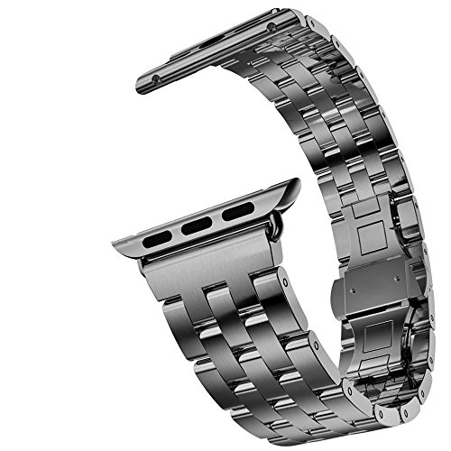 eLanderTM Stainless Business Replacement Watchband