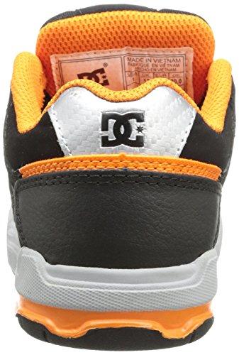 Niño Zapatillas Black Dc Para orange qB8p0w