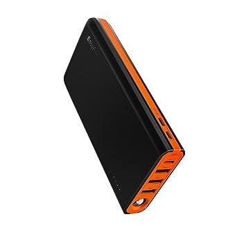 EasyAcc Bateria Extena 20000mAh Tipo C Powerbank Carga Rapida USB C MegaCharge Cargador Portátil Entrada Dual QC 3.0 para iPhone Samsung Nintendo ...