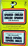 Spanish English Dictionary R, C. castillo and o. bond, 0671836854