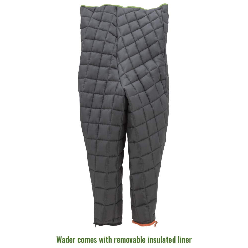 Cleated Outsole Stout Frogg Toggs Grand Refuge 2.0 Breathable /& Insulated Bootfoot Chest Wader