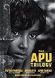 The Apu Trilogy (Pather Panchali/Aparajito/Apur Sansar) (The Criterion Collection) -  DVD