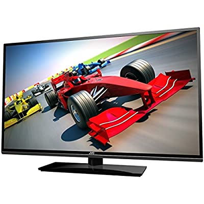"JVCEM55FT1080p55""LCD TV, Black(Certified Refurbished)"