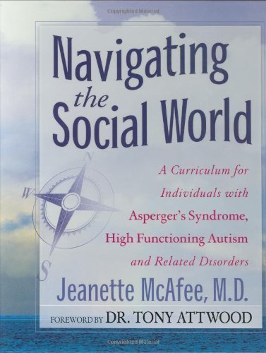 Navigating the Social World by McAfee M.D., Jeanette (2002) Hardcover