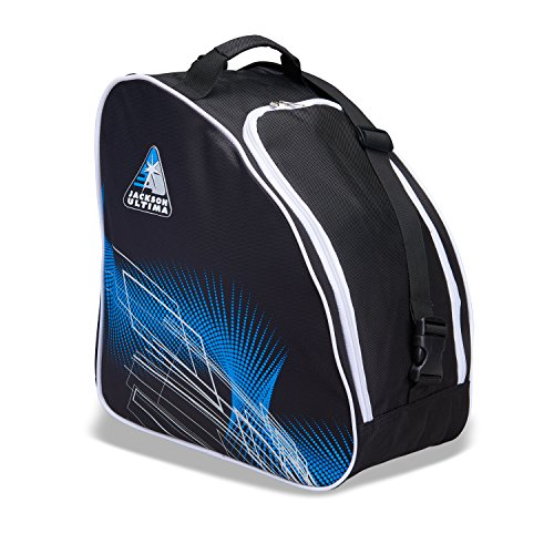 - Jackson Ultima Bag for Ice Skating \ Roller Skating (Blue)