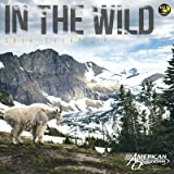 In The Wild Wall Calendar by TF Publishing 2016