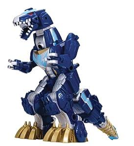 Power rangers super megaforce q rex megazord - Robot power rangers megaforce ...