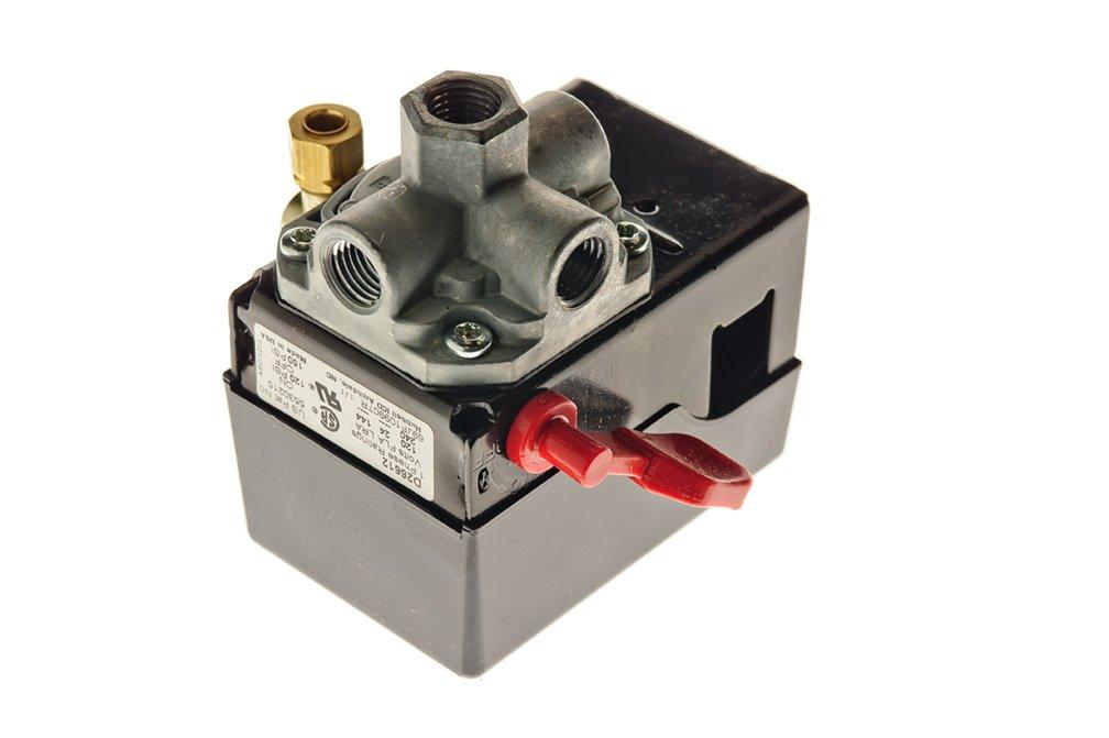 DEVILBISS 5140117 - 89 interruptor de presión: Amazon.es: Bricolaje y herramientas