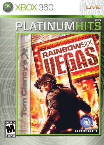 Tom Clancy's Rainbow Six Vegas - Xbox 360 (Op Co Game Xbox 360)