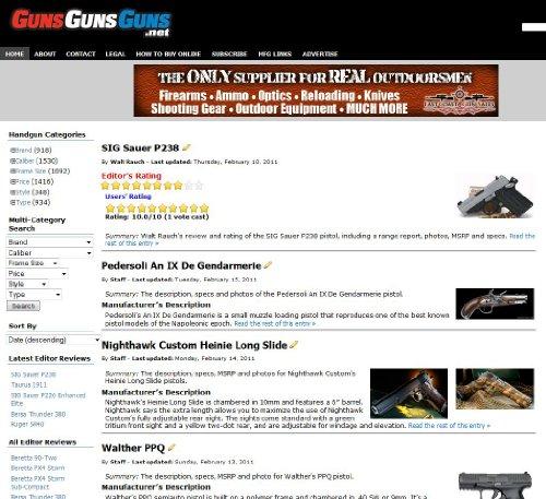 GunsGunsGuns.net