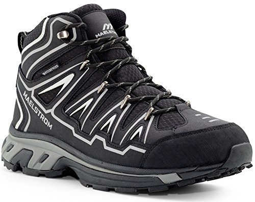 Outdoors Waterproof Stylish 5146 Backpacking Black Maelstrom Hunting Trekking Boots Lightweight Waterproof Hiking Men's Comfortable for Boots q8IBZ