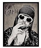 Kurt Cobain 45