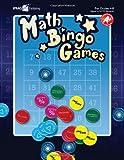 Math Bingo Games, Charles Lund, 193421812X