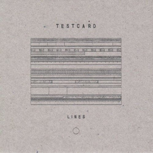 CD : Testcard - Lines (CD)