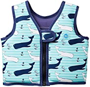 Splash About Kids Holiday Swim Vest with Non-Removable Floats