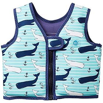 Amazon.com: Swimschool Swim Trainer Vest with Sun