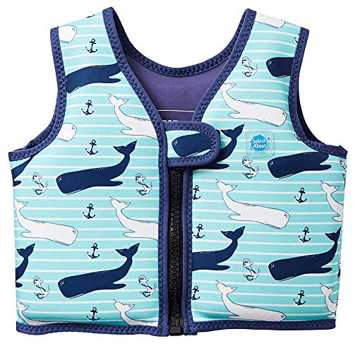 Splash About Go Splash Swim Vest, Vintage Moby, 1-2 Years