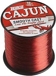 Cajun Low VIS QTR # Spool 10LB -RED