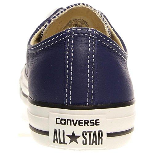 Converse Chuck Taylor All Star Ox - Zapatillas unisex azul victoriano