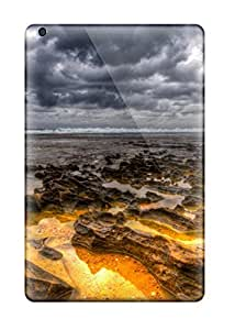 Fashion Tpu Case For Ipad Mini/mini 2- Natures Textures Photography R People Photography Defender Case Cover