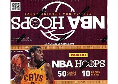 2013/14 Panini Hoops JUMBO Basketball box