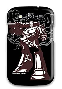 Hot XgpbfaP14370NazWL Megatron Tpu Case Cover Compatible With Galaxy S3