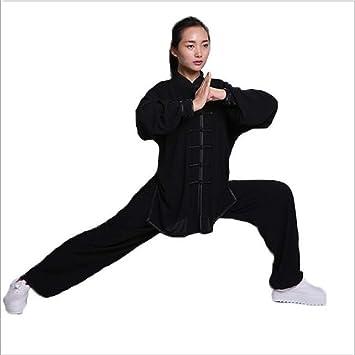 Traje De Entrenamiento De Artes Marciales Shaolin Kung Fu De ...