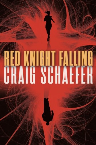 Red Knight Falling (Harmony Black Series)