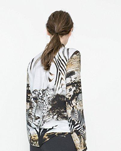 ZARA - Camisas - para mujer extra-small
