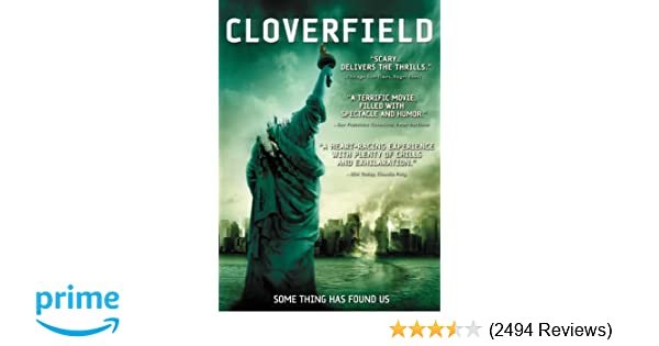 Amazon com: Cloverfield: Various: Movies & TV
