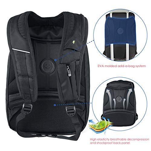 Objective 14 15 15.6 Inch Sports Basketball Football Usb Interface Laptop Notebook Bags Backpack Case Durable For Men Women School Travel Soft And Antislippery Laptop Accessories
