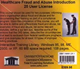 Healthcare Fraud and Abuse Introduction, 25 Users