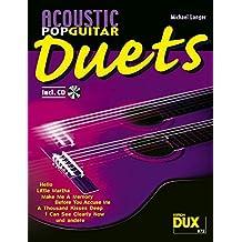 Acoustic Pop Guitar Duets